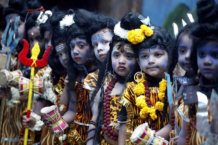 Maha Shivratri festival in Bhopal