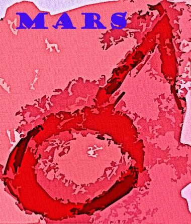 Marsschrift